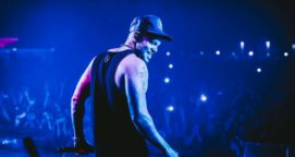 Residente agota entradas de todos los conciertos durante el tramo final de su gira por Sudamérica.